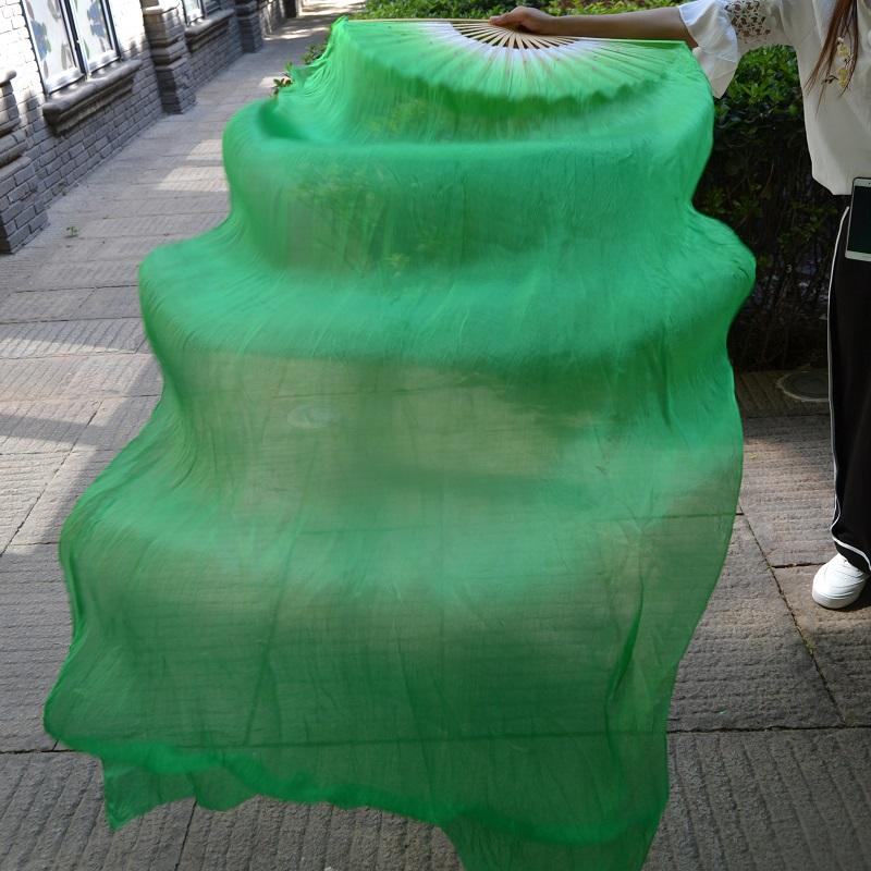 1尺四面光出头1.5米真丝长稠