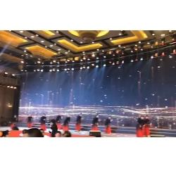惠山现场表演